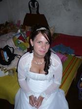 nevěsta už čeká