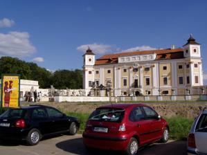zámek Milotice