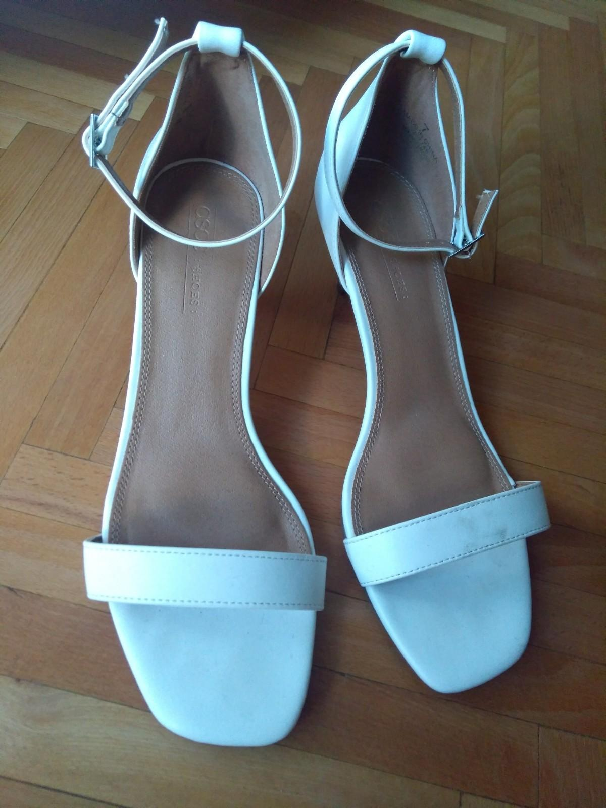 Sandalky na nižšom podpatku - Obrázok č. 1