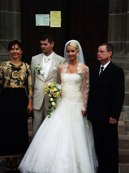 Barbara Gibódová{{_AND_}}Ivan Rohaľ - nevestini rodicia