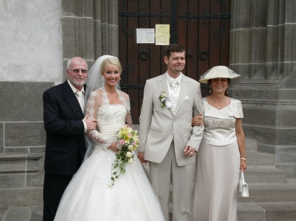 Barbara Gibódová{{_AND_}}Ivan Rohaľ - zenichovi rodicia