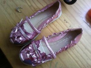 botičky pro moji malou sestřičku