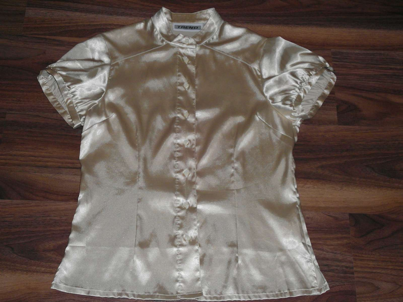 Zlata bluzka - kosela - Obrázok č. 1