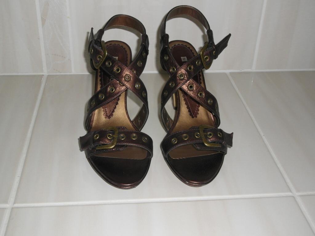 Sandalky 2x obute - Obrázok č. 2