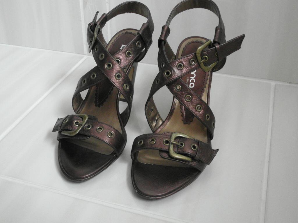 Sandalky 2x obute - Obrázok č. 4