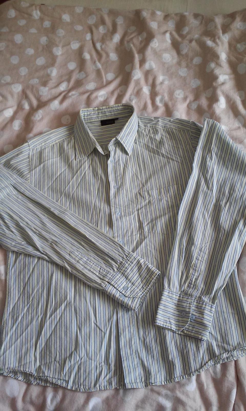 pánska košeľa  - Obrázok č. 3