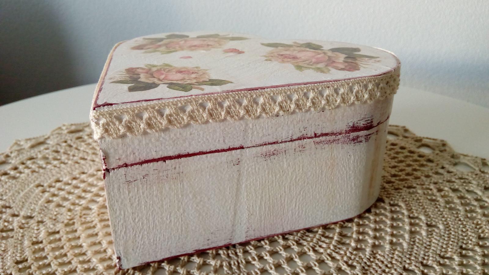 Handmade krabicka velka - Obrázok č. 2
