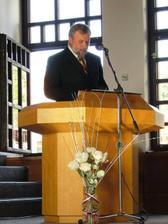 kazateľ Duško