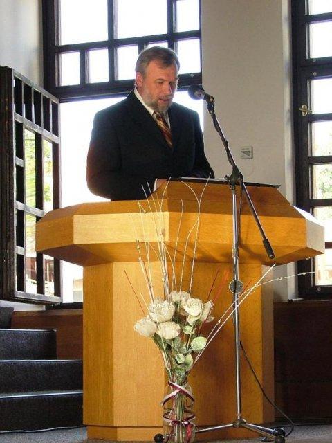 Evka{{_AND_}}Mirek - kazateľ Duško