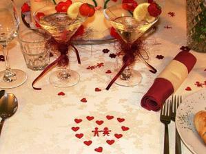svadobné poháriky