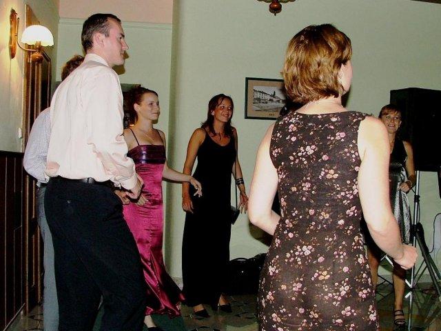 Evka{{_AND_}}Mirek - tancujúci ľud :-)