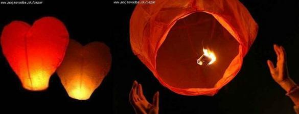 náš balónik XXL srdce