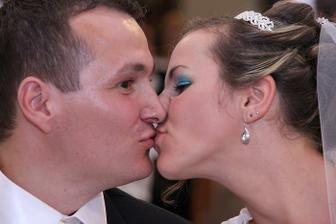 prvá novomanželská :)