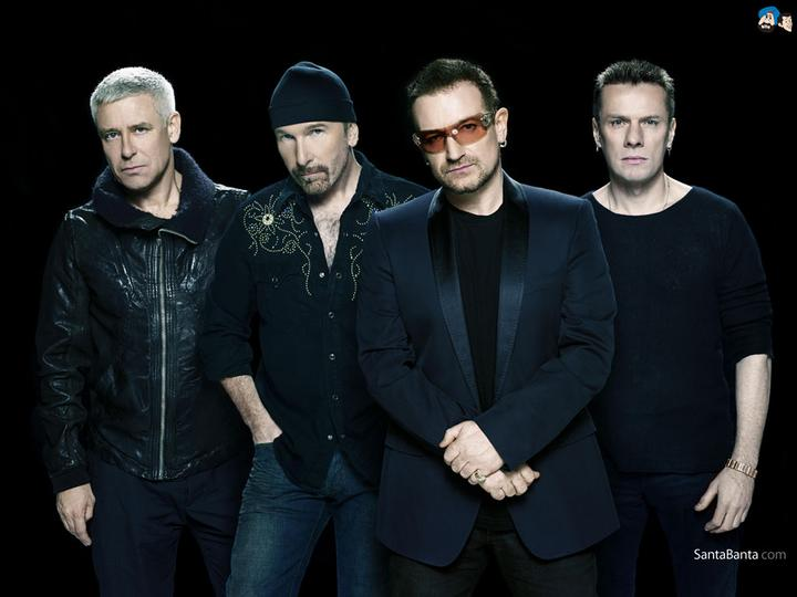 U2 - With or Without you, U2 - Stuck In A Moment You Can't Get Out Of