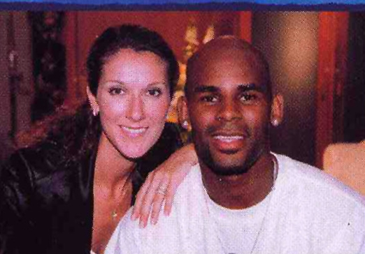 R. Kelly Feat. Celine Dion - I'm Your Angel