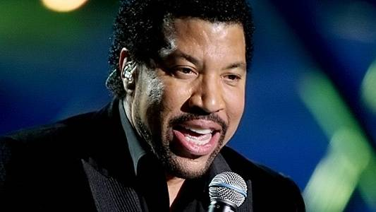 Lionel Richie - The only one, Hello, Kiss from a Rose