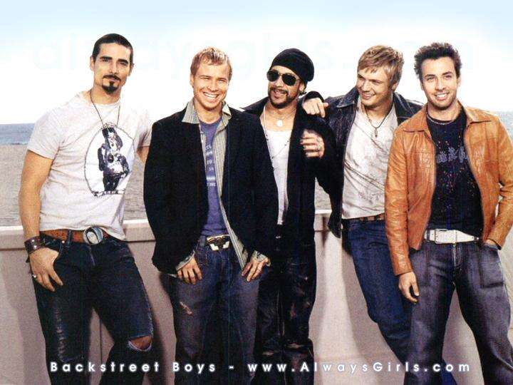 Backstreet Boys - The Perfect Fan, All I Have To Give, Anywhere For You, Drowning