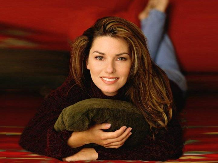 Shania Twain - From This Moment, You re still the one