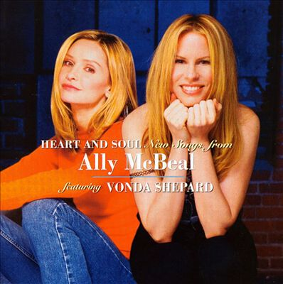 Ally McBeal feat.Vonda Shepard - I Only Want To Be With You