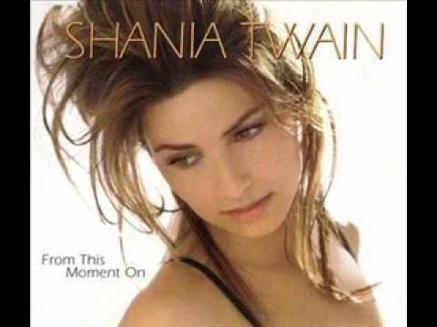 Shania Twain - From This Moment (Instrumental Full Version)