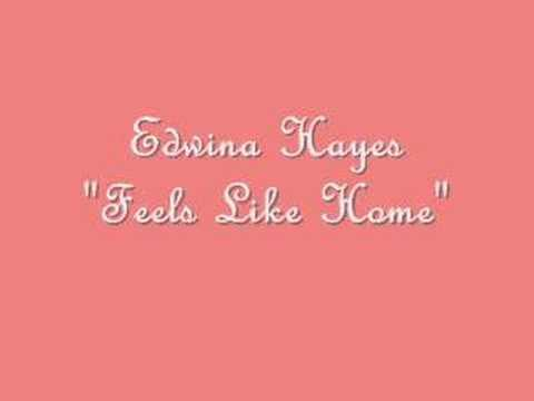 Edwina Hayes - Feels Like Home