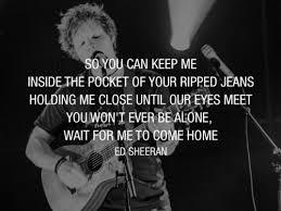 Ed Sheeran - Photograph