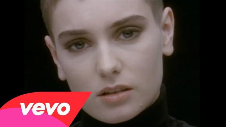 Sinead'O'Connor - Nothing Compares to you