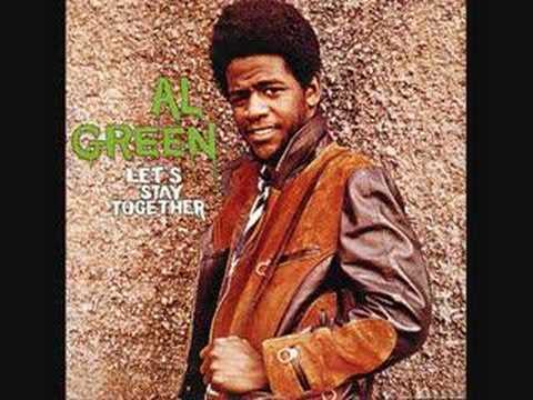 Hudba na prvý svadobný tanec - Al Green - Let's Stay Together