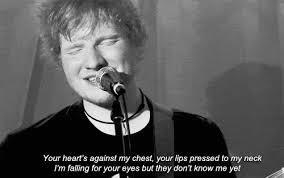 Ed Sheeran - Hearts Don't Break Round Here