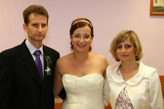 s bratom a sestrou