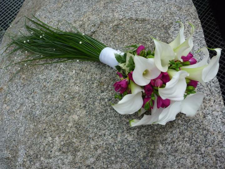 Svatební kytice - si