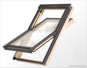 stresne okna Rooflite od vyrobcu Velux