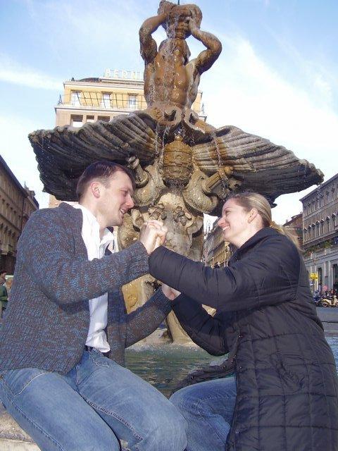 A+P - Dovolenka v Ríme...
