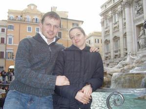 pri fontáne di Trévi som dostala zásnubný prstienok.