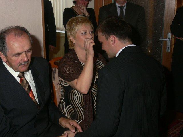 Anita{{_AND_}}Peter - Ženích sa odpytáva od ocka a krstnej mamy