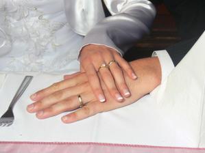 a tu sú naše ručičky.