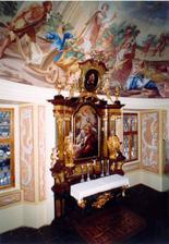 kaple Sv.Vavřince,zámek Kladno