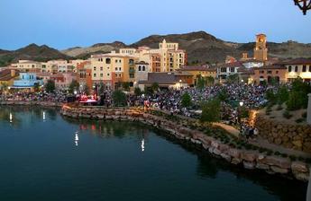 Ritz Carlton Lake Las Vegas