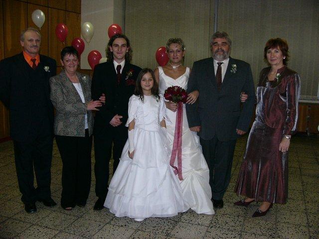Lucia Ivanová{{_AND_}}Boris Pekár - family