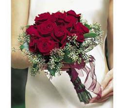 ... asi takhle nějak se smetanovými růžemi