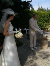 malý úkol pro ženicha