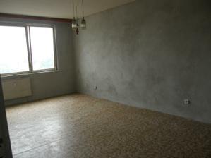 obývačka- zmení sa na detskú izbu