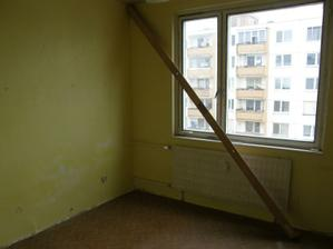 detská izba- zmení sa na obývačku