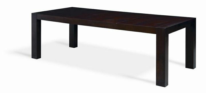 Rozlozeny jedalensky stol