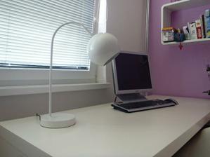 nova lampicka na pisaci stolik, vyhodna kupa :)