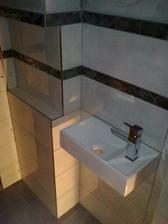 umyvadielko na WC