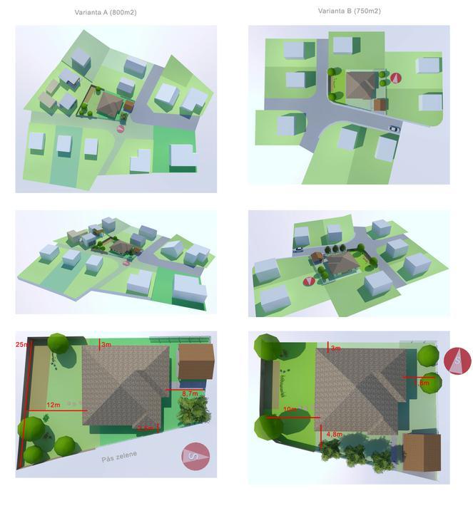 Vyber pozemku - Obrázok č. 1