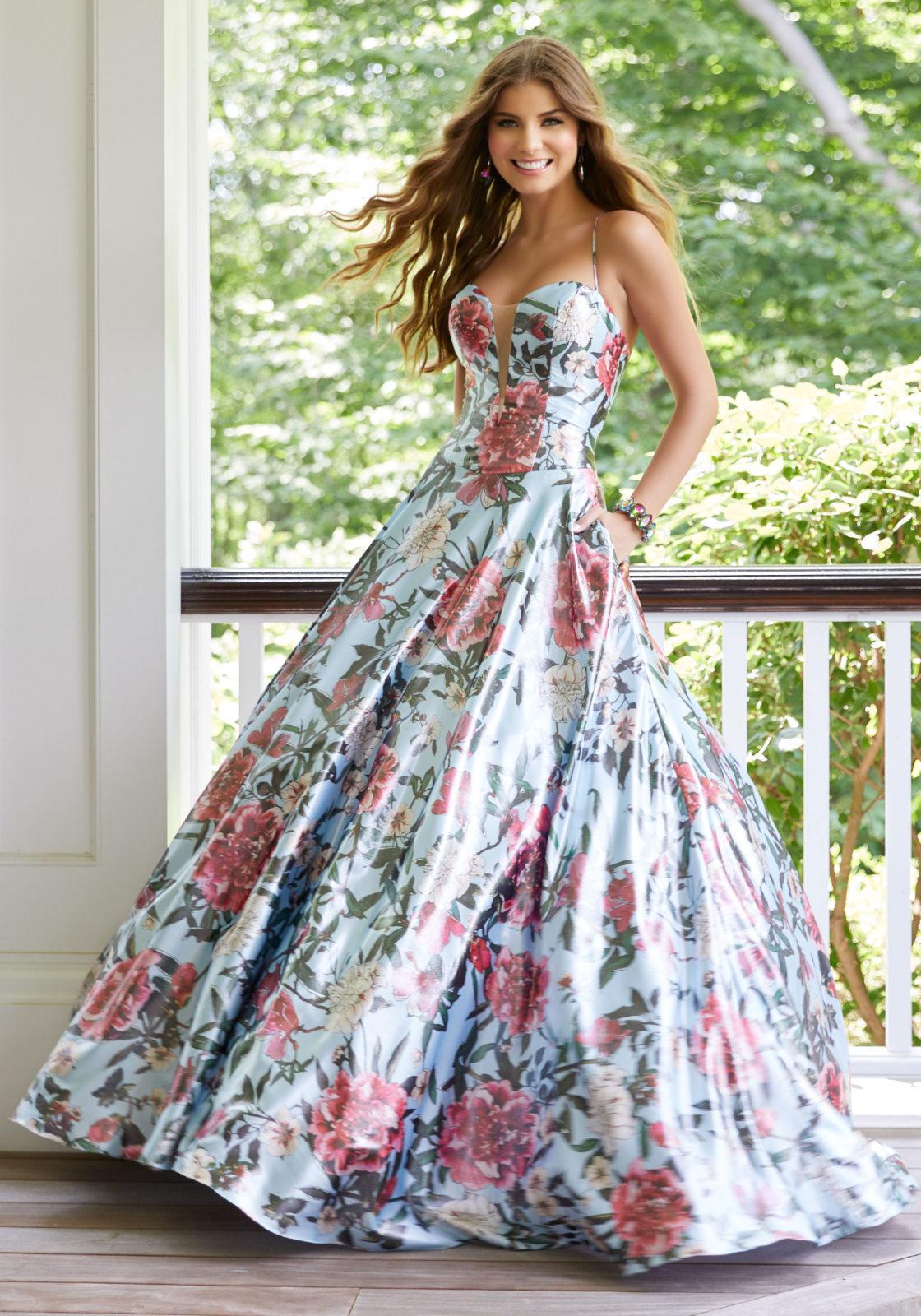 Společenské šaty - Obrázek č. 5