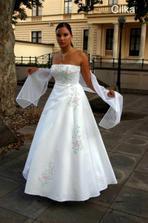 Krásné šaty,ale nemají mou velikost:-((