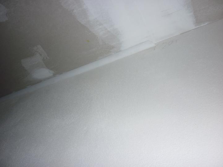 Náš domec - začali sme s lištami a ide sa malovať